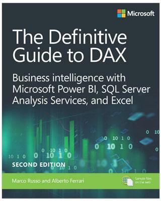 کتاب مرجع برای پکیج آموزش DAX