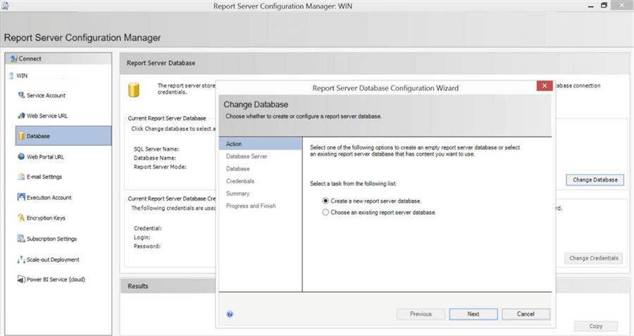 10 6 - نصب و راه اندازی Power BI Report Server