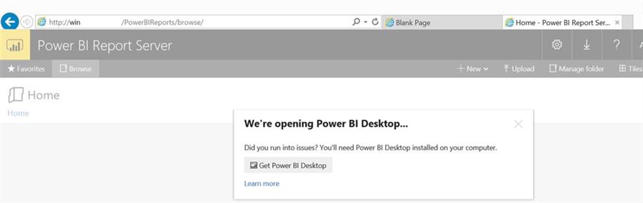 17 8 - نصب و راه اندازی Power BI Report Server
