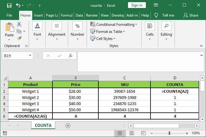 2 min 1 - فرمول های پرکاربرد برای تحلیل داده ها در اکسل