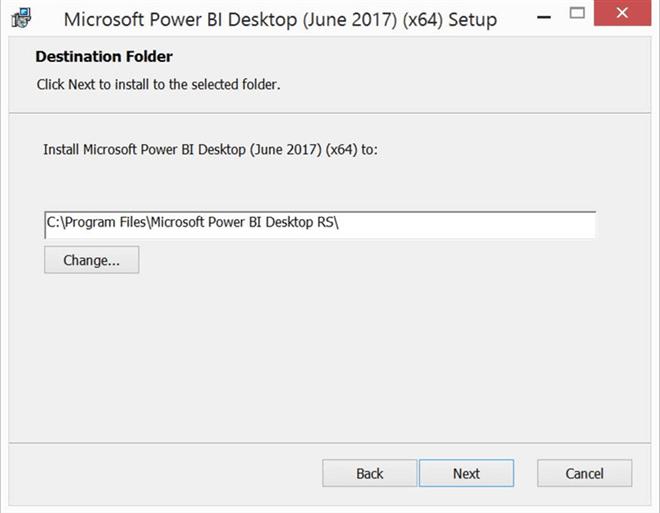 21 5 - نصب و راه اندازی Power BI Report Server