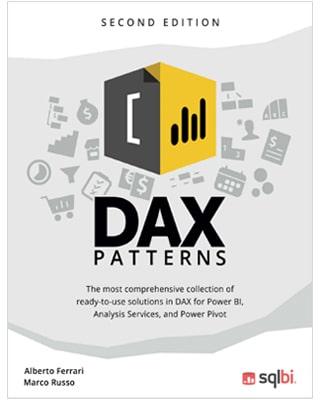 کتاب الگوهای DAX در Power BI