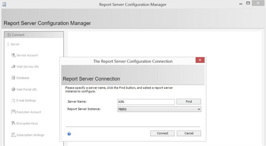 7 6 - نصب و راه اندازی Power BI Report Server