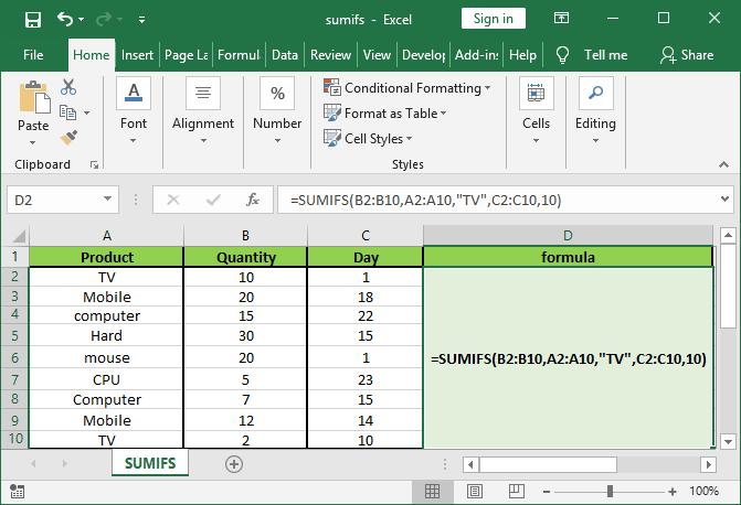 8 min - فرمول های پرکاربرد برای تحلیل داده ها در اکسل