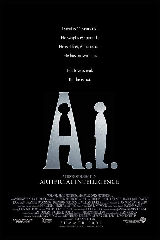 Ai - فیلم های سینمایی مرتبط با تحلیل داده