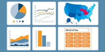 BI In Excel FImage min - طراحی داشبورد با Tableau