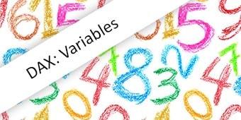 تعریف و استفاده از متغیرها در DAX