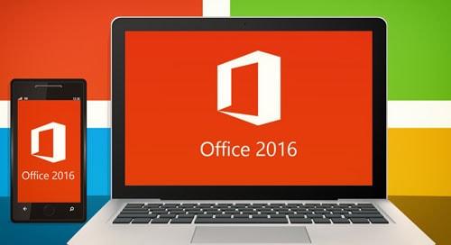 Excel 2016 - تازه های اکسل 2016