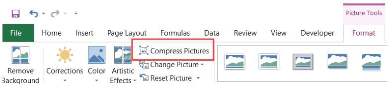 Excel Optimize 19 - 8 راه برای کاهش حجم فایل های اکسل