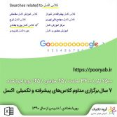 Google 1 Small 167x167 - گالری تصاویر دوره ها