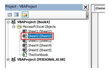 Hidden Excel Sheet 9 - مخفی کردن دائمی شیت ها در اکسل