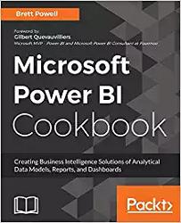 کتاب های Cookbook برای Power BI