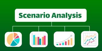 ایچاد سناریو در مدل مالی