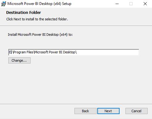 Screenshot 808 - آموزش Power BI صفر تا سکو : قسمت اول (دانلود، نصب و راه اندازی پاوربی ای)