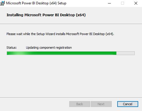 Screenshot 810 - آموزش Power BI صفر تا سکو : قسمت اول (دانلود، نصب و راه اندازی پاوربی ای)