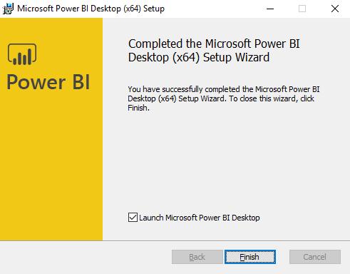 Screenshot 811 - آموزش Power BI صفر تا سکو : قسمت اول (دانلود، نصب و راه اندازی پاوربی ای)
