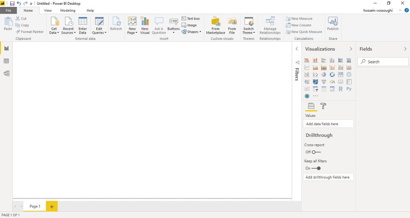 Screenshot 826 - آموزش Power BI صفر تا سکو : قسمت دوم (اتصال به منابع داده در Power BI)