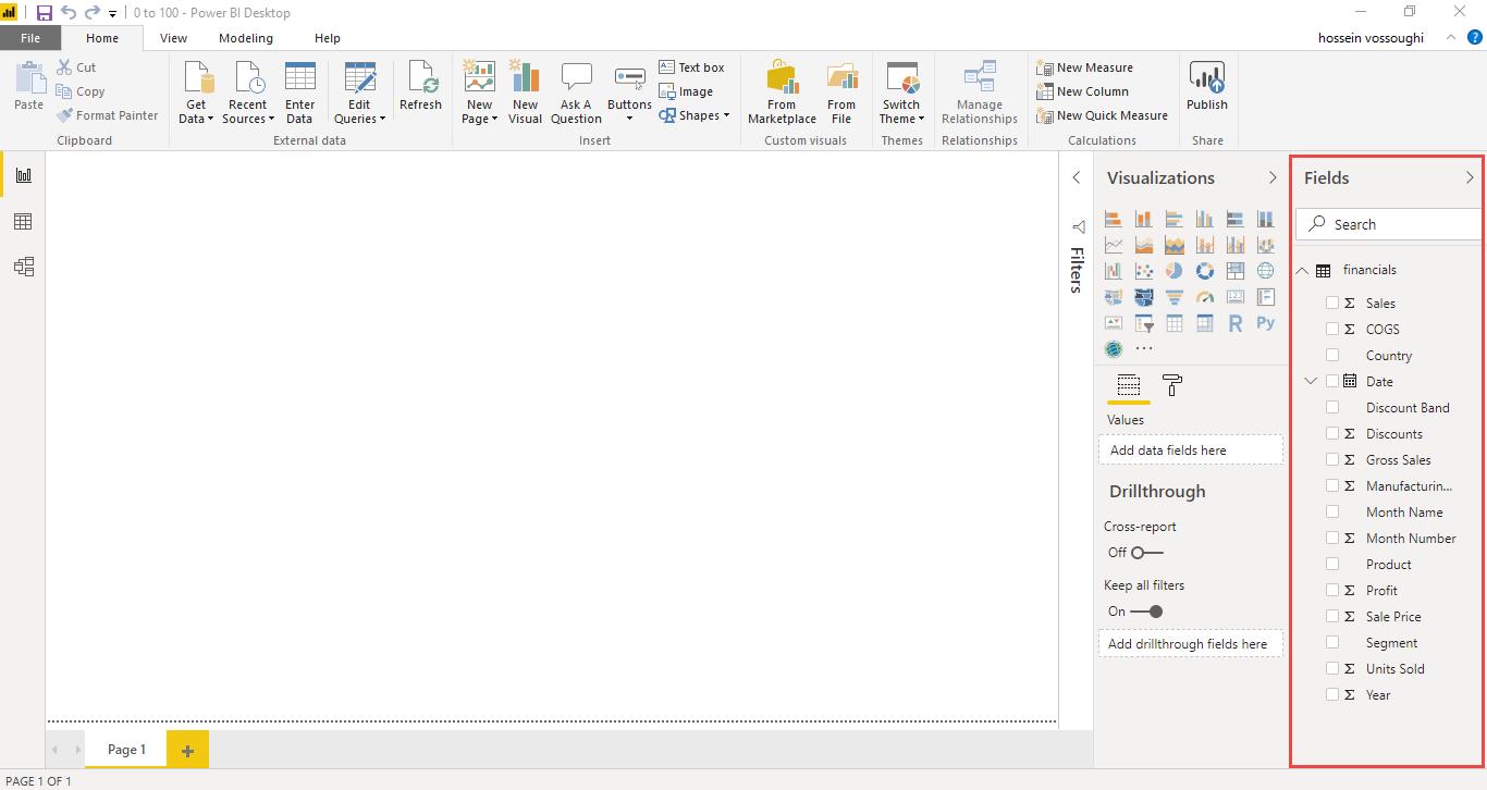Screenshot 843 - آموزش Power BI صفر تا سکو : قسمت دوم (اتصال به منابع داده در Power BI)