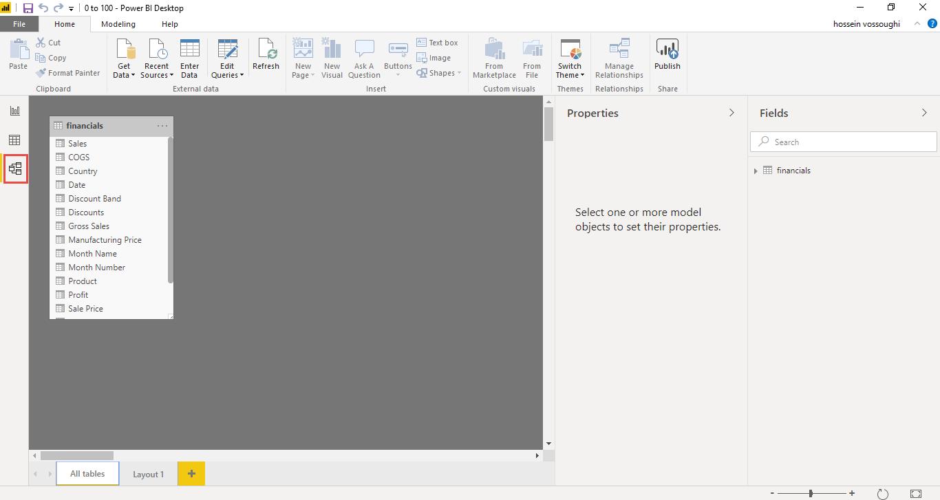 Screenshot 851 - آموزش Power BI صفر تا سکو : قسمت دوم (اتصال به منابع داده در Power BI)
