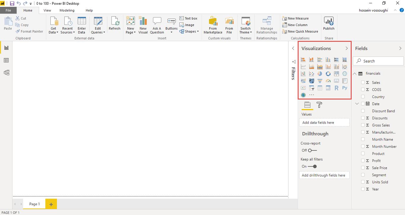 Screenshot 852 - آموزش Power BI صفر تا سکو : قسمت دوم (اتصال به منابع داده در Power BI)