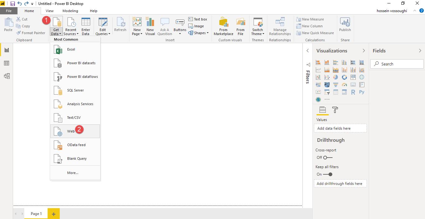 Screenshot 866 - آموزش Power BI صفر تا سکو : قسمت سوم ( پاکسازی داده در Power Query )