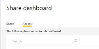 Share Dashboard PowerBI - تاریخ شمسی در Power BI