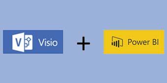 Visio PowerBI FImage - چیستی و مزایای مدلسازی دادهها در اکسل