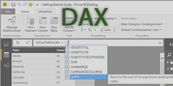 مقدمهای بر فرمولنویسی DAX