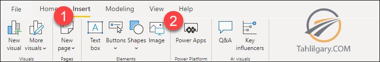 bookmark 21 - آموزش Power BI صفر تا سکو : bookmark
