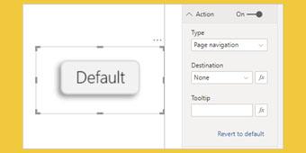 btn dynamic - متن داینامیک روی Button ها در Power BI