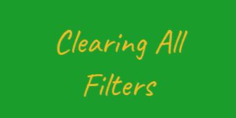 clear filter 07 - پاک کردن انتخاب های کاربر در Power BI