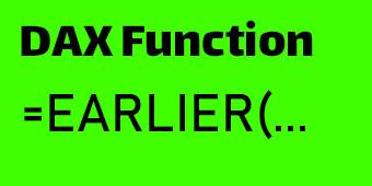 earlierfunction 1 - استفاده از متغیر و تابع EARLIER در زبان DAX