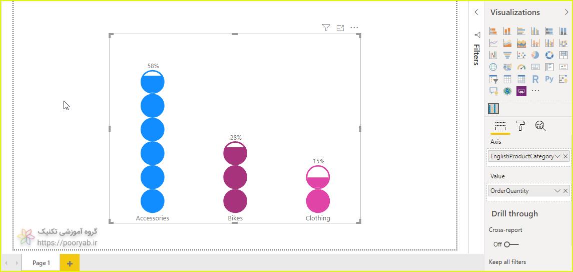 enlighten bubble stack - ویژوال Bubble Stack