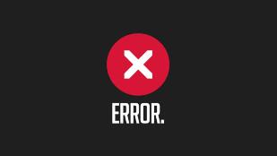 errorr -