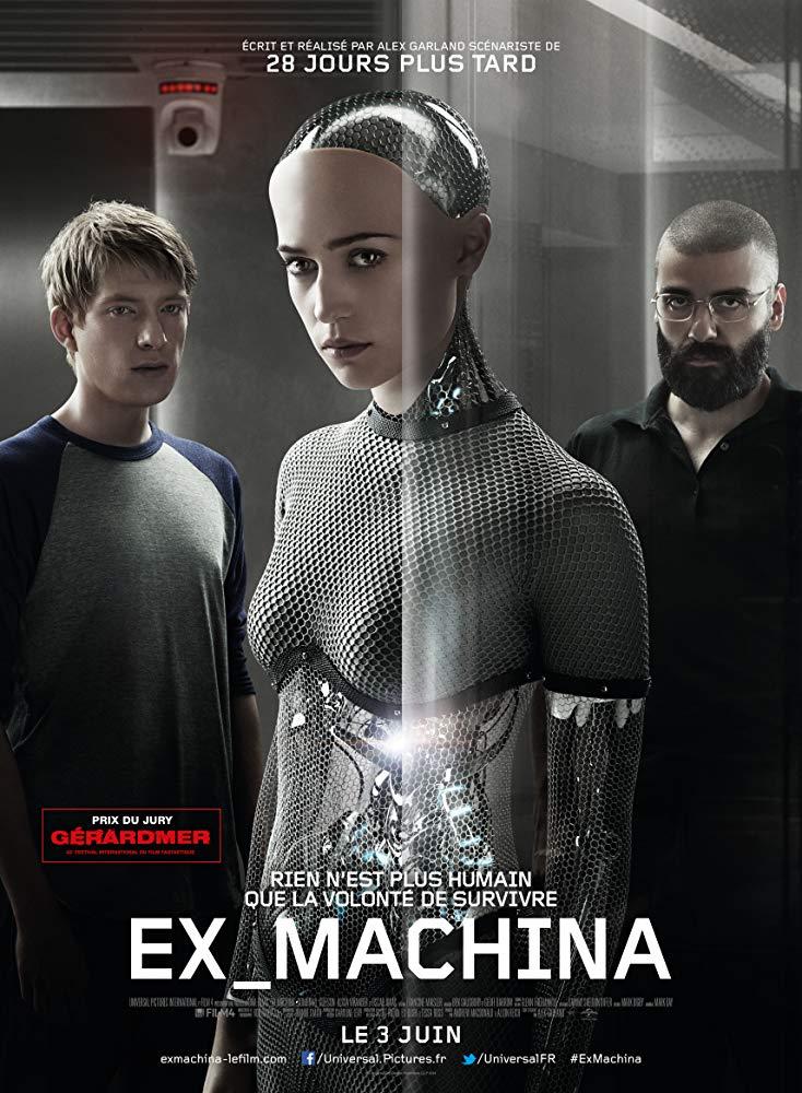 ex m - فیلم های سینمایی مرتبط با تحلیل داده