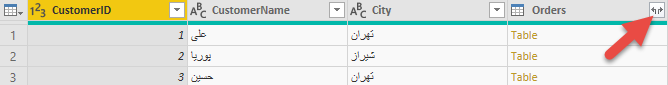 f5 1 1 - انواع Join در Power Query