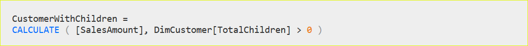 formatting dax code - فرم دهی به کد های DAX