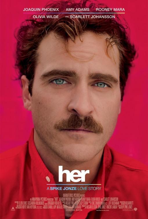 her - فیلم های سینمایی مرتبط با تحلیل داده