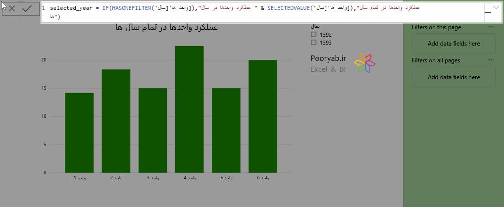 measure cf on visualizationtitle min - آموزش تغییرات آوریل 2019 در Power BI