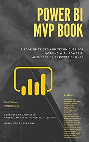 کتاب MVP برای Power BI