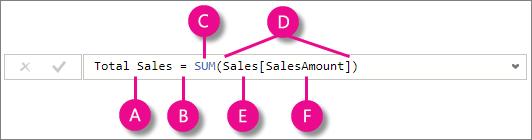 qsdax 1 syntax - کلاس آموزش DAX و مدلسازی داده ها