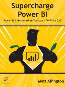 کتاب Super Charge Power BI